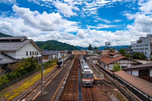 Stroll Through History in Hida Furukawa