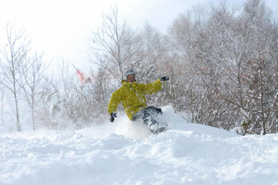 Hida Kawai Ski Resort