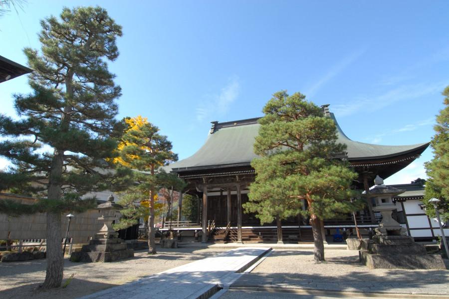 Shinshuji Temple
