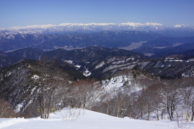 Winter Scenery & Ski Resorts