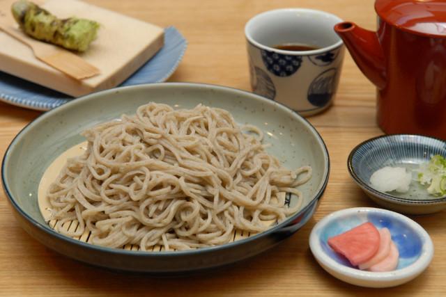 Local noodles